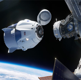 Report: SpaceX Eyes Crew Dragon Static Fire Test in November - top government contractors - best government contracting event