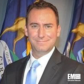 Jarrod Agen to Join Lockheed as Communications VP - top government contractors - best government contracting event