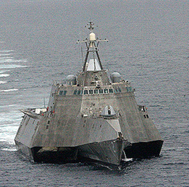 Lockheed Gets $76M Contract Modification for Navy LCS Class Services - top government contractors - best government contracting event