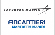 Lockheed, Fincantieri Start Construction of Future USS Nantucket