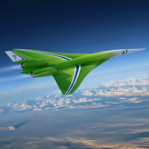 Lockheed Unveils Quiet Supersonic Technology Airliner Concept - top government contractors - best government contracting event