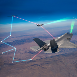 Lockheed Partners With Air Force, MDA on Multidomain Ops Demonstration - top government contractors - best government contracting event