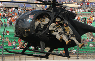 Army to Receive Boeing 'Little Bird' Block 3.0 Helicopters; David Koopersmith Quoted