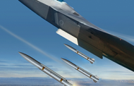 Raytheon Launches 'Peregrine' Air-to-Air Missile