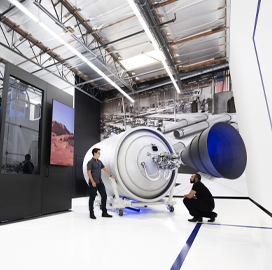 Relativity Space Raises $140M in Series C Funds for 3D-Printed Rocket - top government contractors - best government contracting event