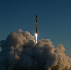 Rocket Lab's Electron Launch Vehicle Brings Seven Satellites to Orbit - top government contractors - best government contracting event