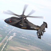 Sikorsky Optimizes Future Attack Reconnaissance Aircraft Design With Raider - top government contractors - best government contracting event