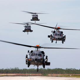 Sikorsky-Built Combat Rescue Helicopter Gets Air Force Milestone C Approval - top government contractors - best government contracting event