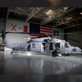 Sikorsky Introduces HH-60W Rescue Aircraft