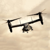 Bell-Boeing V-22 Osprey Aircraft Reaches 500K Mission Hours; Chris Gehler Quoted - top government contractors - best government contracting event