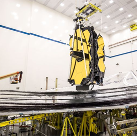 James Webb Space Telescope Passes Northrop Launch Stress Tests