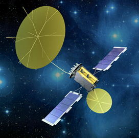 Lockheed-Built Tactical Satcom Network Authorized for Warfighting Operations