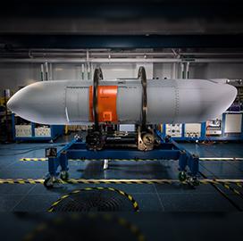 Raytheon, Northrop Leaders Talk Updates to Navy's Next-Gen Jammer Effort - top government contractors - best government contracting event