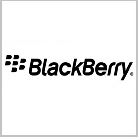 BlackBerry Releases Secure Communications Products on AWS Cloud - top government contractors - best government contracting event