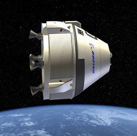 Boeing Conducts Pad Abort Testing for Starliner Spacecraft - top government contractors - best government contracting event