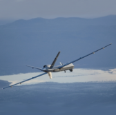 General Atomics' Predator RPAs Mark 6M Mission Hours - top government contractors - best government contracting event