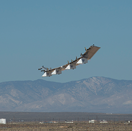 ExecutiveBiz - AeroVironment, SoftBank Test Solar-Powered, High-Altitude UAS