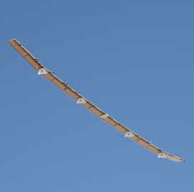 ExecutiveBiz - AeroVironment-Softbank JV Conducts Second Test Flight of Solar-Powered Aircraft
