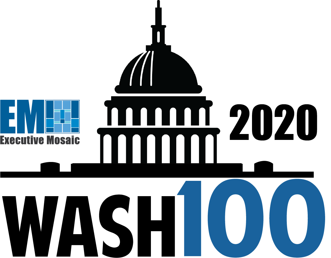 Executive Mosaic Opens Nominations for the 2020 Wash100 Award - top government contractors - best government contracting event