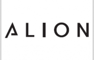 Alion Gets CMMI Level 3 Appraisal for Software Dev't, Service Practices; Katie Selbe Quoted