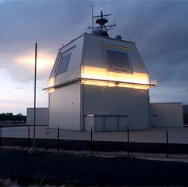 Lockheed-Built Solid State Radar Receives New Gov't Designation - top government contractors - best government contracting event