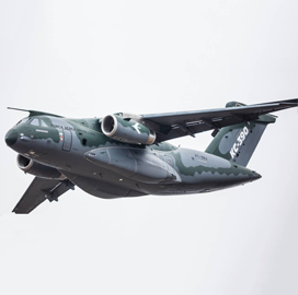 Boeing Embraer-Defense JV to Focus on C-390 Multimission Aircraft - top government contractors - best government contracting event