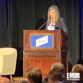 Jean Stack Kicks Off Baird's 2019 Government & Defense Conference - top government contractors - best government contracting event