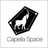 Capella Space to Support Air Force VR Tech With Aperture Radar Data - top government contractors - best government contracting event
