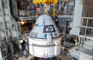 Boeing Starliner Spacecraft Shipped to Cape Canaveral for Test Launch