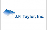 J.F. Taylor Gets $84M Navy IDIQ to Support Dev't Test, Evaluation Efforts