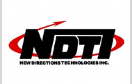 NDTI to Help Update Navy Airborne Threat Simulation Platforms