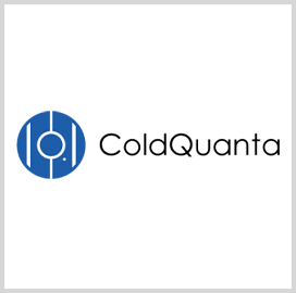 ColdQuanta Raises Additional Funds for Quantum Tech Development - top government contractors - best government contracting event