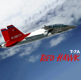 Boeing, Saab Progress on T-7A Trainer Aircraft Program - top government contractors - best government contracting event