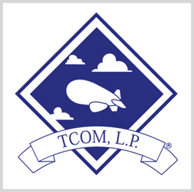 TCOM Wins Award for Surveillance Monitoring Tech - top government contractors - best government contracting event
