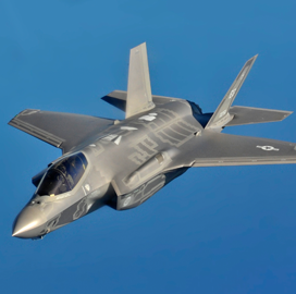 Lockheed Eyes 2020 Delivery of Virtual F-35 Training System - top government contractors - best government contracting event