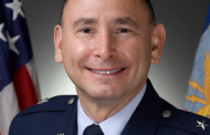 Scott Goldstein Receives Air Force Major General Rank