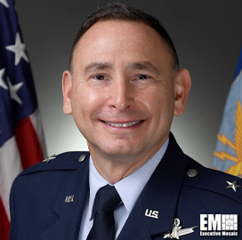 Scott Goldstein Receives Air Force Major General Rank - top government contractors - best government contracting event