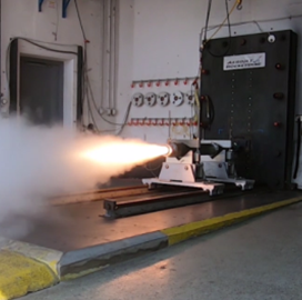 Aerojet Rocketdyne Finishes Preliminary Tests Under DARPA Hypersonics Program; Eileen Drake Quoted - top government contractors - best government contracting event
