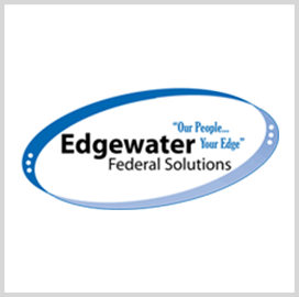 Charlie Smith Appointed Edgewater Federal Growth Strategies, Solutions Director - top government contractors - best government contracting event