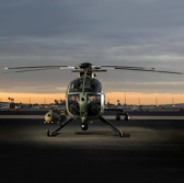 MD Helicopters, Elbit Systems Team Up on Scout Attack Helicopter Modernization - top government contractors - best government contracting event
