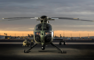 MD Helicopters, Elbit Systems Team Up on Scout Attack Helicopter Modernization