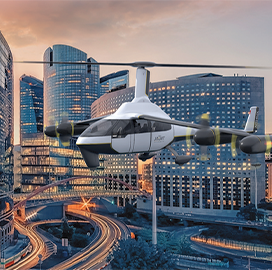 BAE, Jaunt Air Mobility to Explore Aircraft Power Mgmt in Urban Environment - top government contractors - best government contracting event