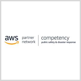 BAE, ECS, Maxar Become AWS Public Safety & Disaster Response Competency Partners - top government contractors - best government contracting event