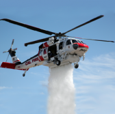 Sikorsky, United Rotorcraft Hand Over Firehawk Helicopters to California Fire Agencies - top government contractors - best government contracting event
