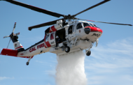 Sikorsky, United Rotorcraft Hand Over Firehawk Helicopters to California Fire Agencies