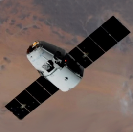 SpaceX Dragon Delivers Cargo for 19th ISS Commercial Resupply Mission - top government contractors - best government contracting event