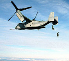 Marine Corps Receives Modified Osprey Aircraft from Boeing-Bell JV