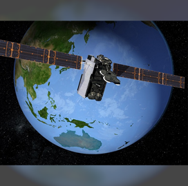 Boeing-Made Satellite Launches for On-Orbit Tests - top government contractors - best government contracting event