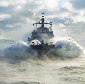 Lockheed Announces Completion of Littoral Combat Ship 19 Acceptance Trials - top government contractors - best government contracting event