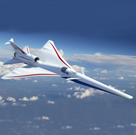 NASA OKs Lockheed-Made Supersonic Aircraft for Final Assembly - top government contractors - best government contracting event
